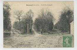 BEAUMONT SUR OISE - Forêt De Carnelle - Beaumont Sur Oise