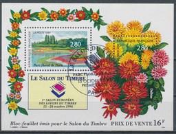 France - Salon Du Timbre Paris 1994 - YT BF 16 Obl 1er Jour - Oblitérés