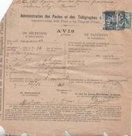 488 -  Ricevuta Di Ricevimento Di Assicurata Da Cilavegna A Gravellona Lomellina Il 12 0ttobre 1906 - Versichert