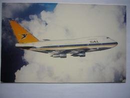 Avion / Airplane / SAA - SAL / Boeing B747 SP / Airline Issue - 1946-....: Modern Era