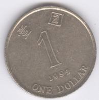 HONG KONG 1994: 1 Dollar, KM 69a - Hongkong