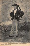 France Jeune Homme De Plouharnel Missive Interessante Postcard - Altri