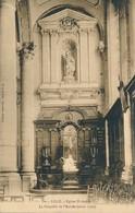 Lille PD 10 Eglise Saint André La Chapelle De L'entrée état Neuf - Lille