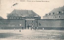 Lille Stoeffel Libraire éditeur Porte De La Caserne Saint Ruth Rare TBE - Lille