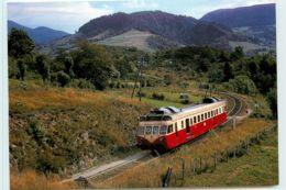 63* MONT DORE  Train       CPM (10x15cm)          MA48-0156 - Le Mont Dore