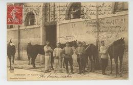 COMMERCY - MILITARIA - Le 6ème Hussards - Commercy