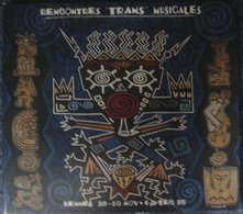 CD Rencontres 'Trans' Musicales Rennes 21995 Compilation 17 Titres - Editions Limitées