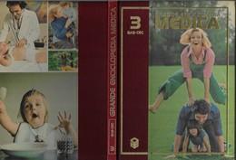 "Libro ""GRANDE ENCICLOPEDIA MEDICA CURCIO 1979"" Volume 3° Formato 22x29,5-vedi Foto----------(611E) - Médecine, Biologie, Chimie"