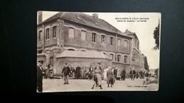 Beaucamps - Le - Vieux   Usine Du Quesne - La Sortie .  Animation - Autres Communes