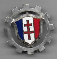 507e Groupe De Transport  - Insigne émaillé OFSI - Landmacht