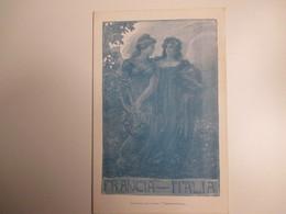 1904 Cartolina Commemorativa Venuta In Italia Presidente Repubblica Francese FRANCIA ITALIA - Manifestazioni