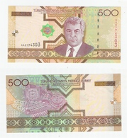Turkmenistan  P. 19 500 Manat 2005 UNC - Turkmenistan