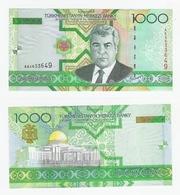 Turkmenistan  P. 20 1000 Manat 2005 UNC - Turkmenistan