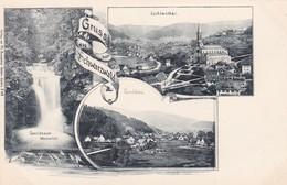 Gruss Aus Dem Schwarzwald Lichtenthal - Deutschland