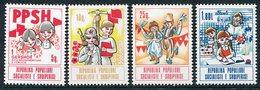 ALBANIA 1978 Children's Day MNH / **  Michel 1960-63 - Albanie