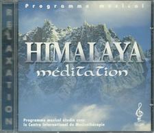 - CD HIMALAYA MEDITATION - Sin Clasificación