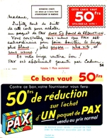 75, Publicité Lessive Pax - Werbepostkarten