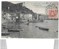 San Sebastian - Pasajes De San Juan (en L'état) - Guipúzcoa (San Sebastián)