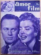 RARE > AMOR FILM N° 9 (1/09/1953) : TROUBLEZ-MOI CE SOIR, Marilyn Monroe, Richard Widmark... - 1900 - 1949