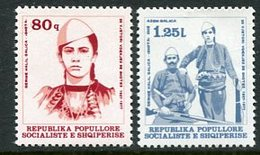 ALBANIA 1977 Galica Anniversary MNH / **.   Michel 1901-02 - Albanie