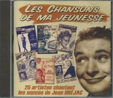 - CD LES CHANSONS DE MA JEUNESSE - Compilations