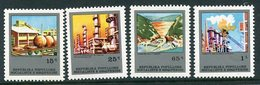 ALBANIA 1977 Industrial Sites MNH / **.   Michel 1897-900 - Albania