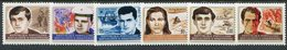 ALBANIA 1977 Heroes Of Our Time MNH / **.   Michel 1891-96 - Albanie