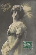 FEMME BELLE EPOQUE  1912 - Donne