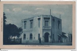 ALGERIE La Pêcherie-Postes Et Télégraphes - Algeria