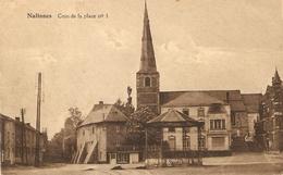 Nalinnes : Coin De La Place N° 1 - Ham-sur-Heure-Nalinnes