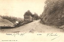 Modave : La Route 1905 - Modave