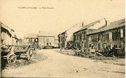 VILLERS LE TILLEUL.  Le Rond Buisson - France