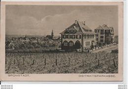 GRUNSTADT - DISTRIKTSPARKASSE - Gruenstadt
