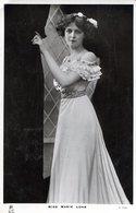 POSTCARD. POSTAL. CARTE POSTALE.  MARIE LOHR WAS AN AUSTRALIAN BORN FILM AND STAG. WOMAN - NTVG - Fotografía