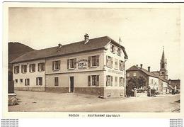 HAUT-RHIN-Moosch - Restaurant Coutouly - Frankrijk