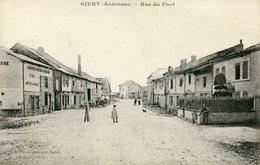GIVRY.  Rue Du Pont - France