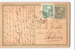 17754 TRIESTE - CORMONS X PADOVA - Stamped Stationery