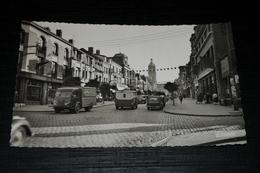 8790      Lens ( Pas-de-Calais ) Rue De Lille 1956 / Auto / Car / Coche / Voiture - Lens