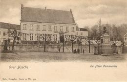 Overijse / Over Yssche : La Place Communale - Overijse