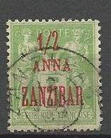 ZANZIBAR N° 19 OBL - Zanzibar (1894-1904)