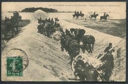 L'Artillerie Montée Et Les Obstacles - Demi-tour Dans Un Chemin étroit - Collection L. G. N° 12 - Voir 2 Scans - Manöver