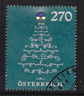 Weihnachtsmarke 2019 Met Kristal - 1945-.... 2nd Republic