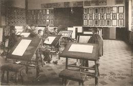 Ruysselede / Ruiselede : Weldadigheidschool ---- Tekenzaal - Ruiselede