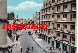 MATERA - VIA ANNUNZIATELLA  F/GRANDE VIAGGIATA 1960? ANIMATA - Matera