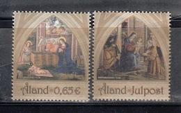 ALAND 2013 - NAVIDAD - NOEL - CHRISTMAS - 2 SELLOS - Aland