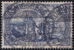 Deutsches Reich    .    Michel   .    64       .      O      .       Gebraucht  .   /   .  Cancelled - Used Stamps