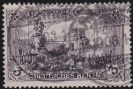 Deutsches Reich    .    Michel   .   80 A       .      O      .       Gebraucht  .   /   .  Cancelled - Gebraucht