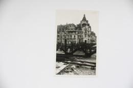 Knokke  Le Zoute 1944  Place Albert Défenses Allemandes   TWEEDE WERELDOORLOG - Knokke