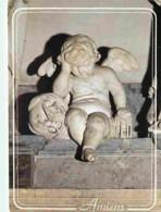 80 - Amiens - La Cathédrale Notre Dame - I'Ange Pleureur Du Sculpteur Amiénois Nicolas Blasset - Art Religieux - Voir Sc - Amiens