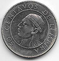 *honduras 50 Centavos 1978 Km  84  Bu - Honduras